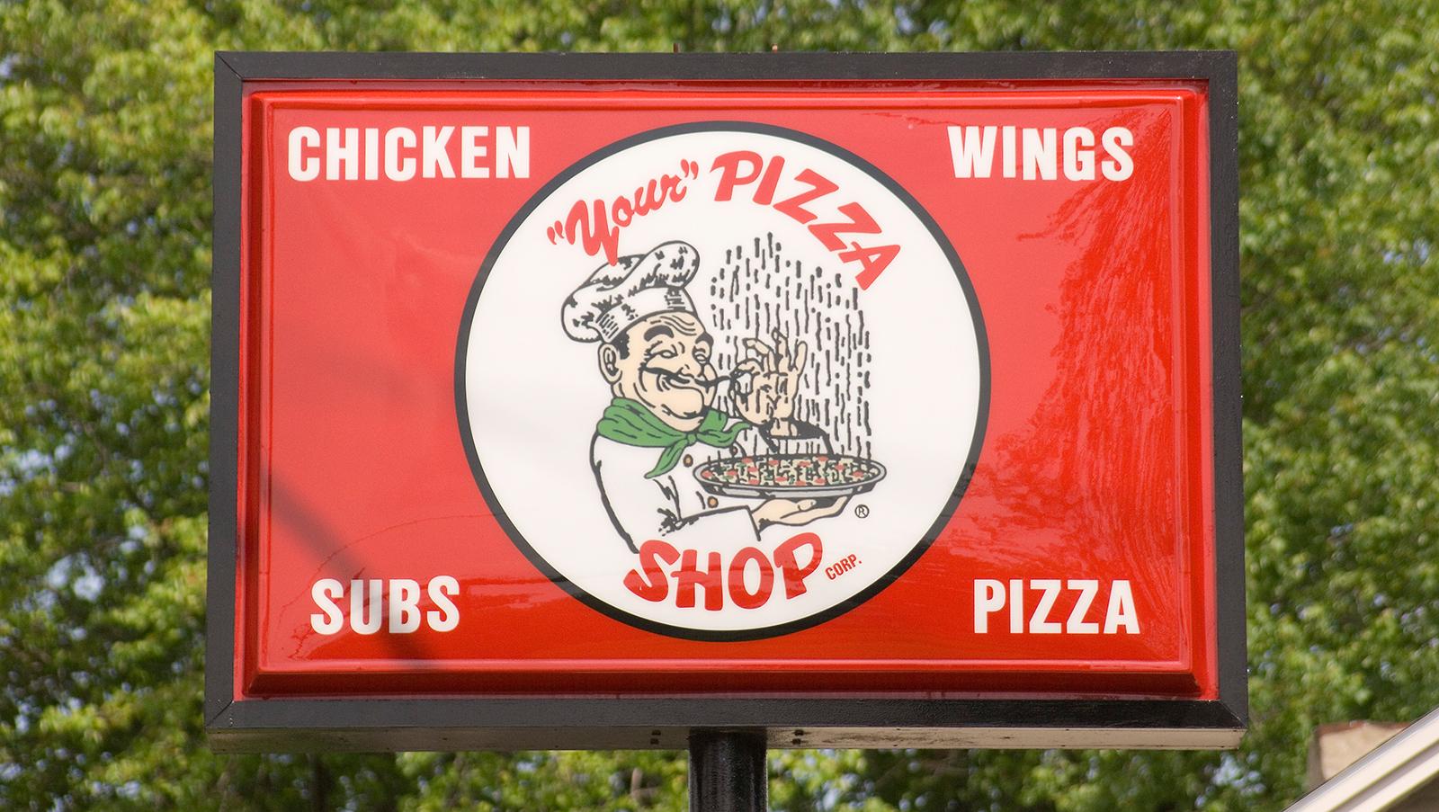 Your Pizza Shop About Us